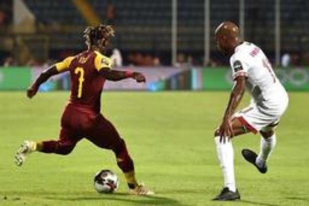 Africa Cup 2019 - Ghana en Benin spelen 2-2 gelijk