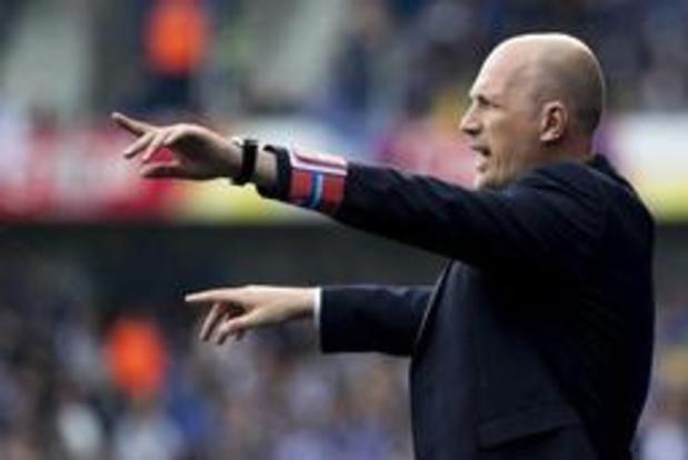 Club Brugge plukt Philippe Clement weg bij Racing Genk