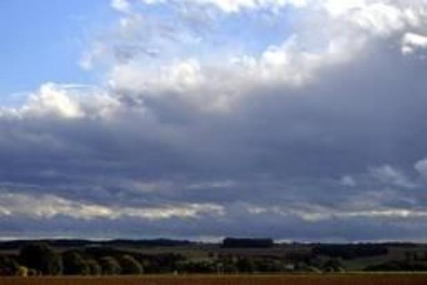 Wolken en opklaringen lossen elkaar komende dagen af
