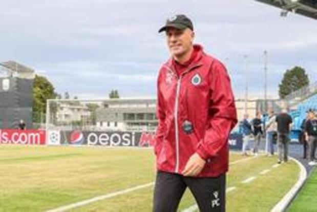 Jupiler Pro League - Club Bruges et Philippe Clement pas d'accord avec la journée de suspension