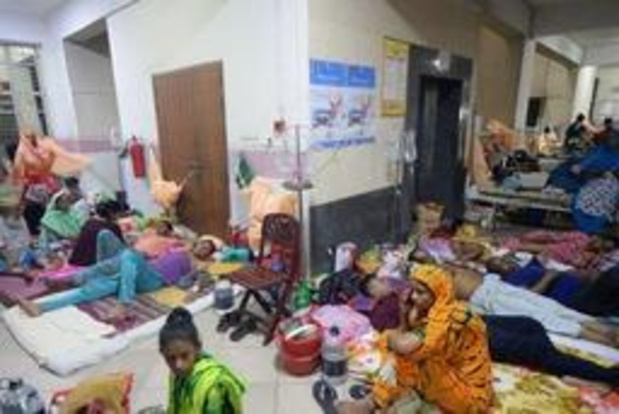 Al minstens 40 doden bij ergste knokkelkoortsepidemie die Bangladesh ooit kende