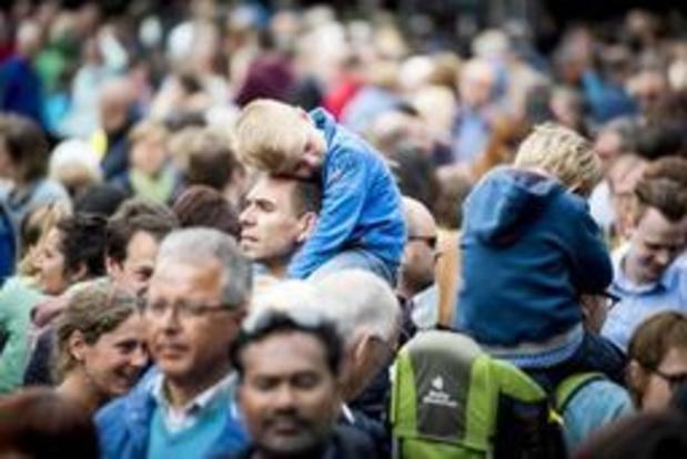 NMBS legt 76 extra treinen in voor festivals