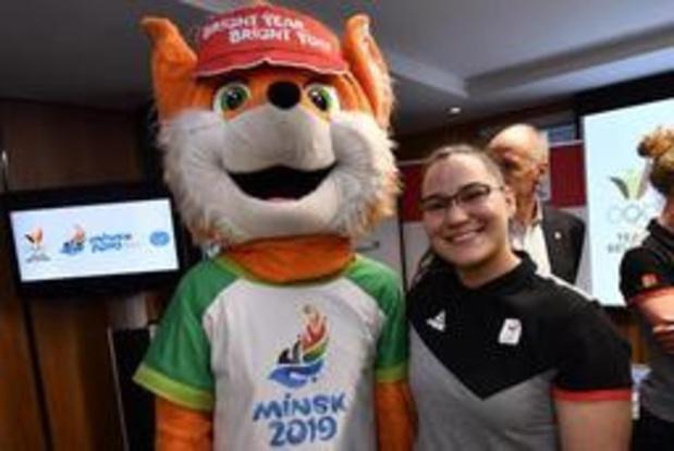 Europese Spelen - Deborah Masy is aan zet in sambotoernooi
