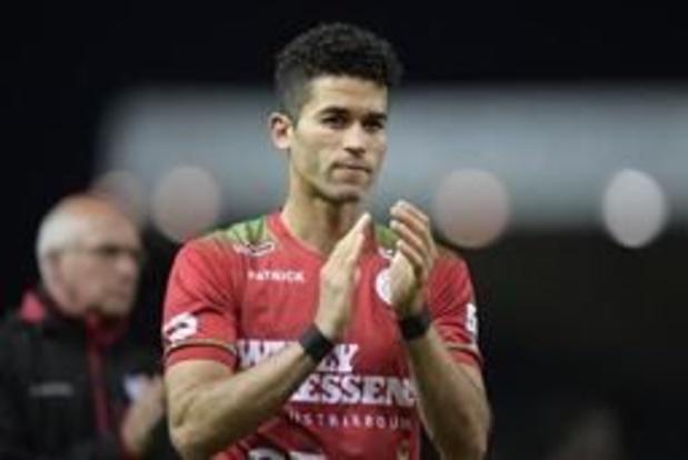 Jupiler Pro League - Hamdi Harbaoui (Zulte Waregem) blijft vijf speeldagen geschorst