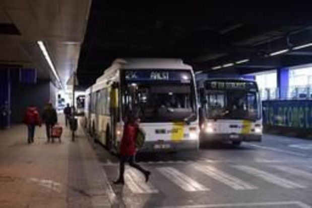 Le ministre Ben Weyts supprime l'arrêt de bus de De Lijn à Bruxelles-Nord