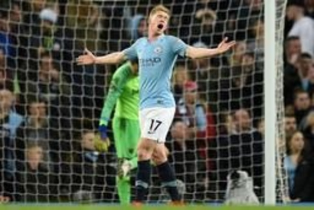 Kevin De Bruyne en Vincent Kompany staan opnieuw op trainingsveld van Manchester City