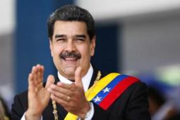 """Maduro """"optimistisch"""" nadat dialoog met oppositie is hervat"""
