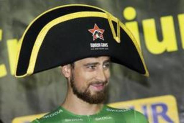 """Na-Tourcriterium Aalst - Peter Sagan past voor na-Tourriterium na """"incident met warmbloedige vrouwen"""""""