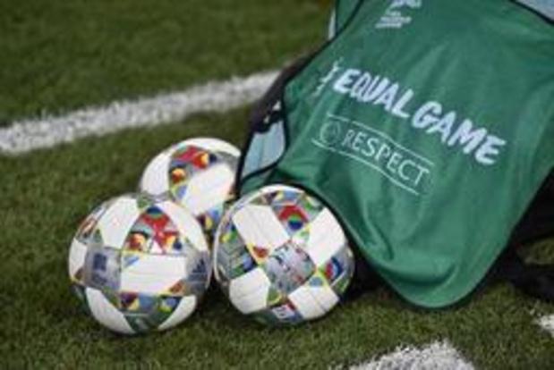 Ligue des Nations: tous les joueurs des quatre équipes soumis à un programme antidopage