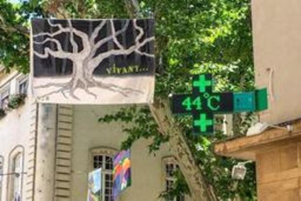 Absolute warmterecord in Frankrijk gebroken