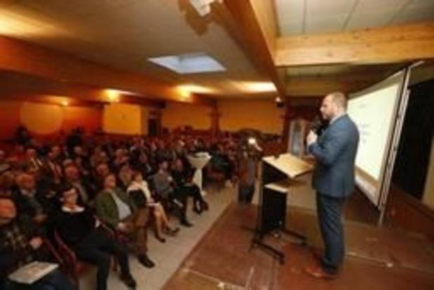 Theo Francken doet in Verviers geannuleerde lezing over in thuisgemeente