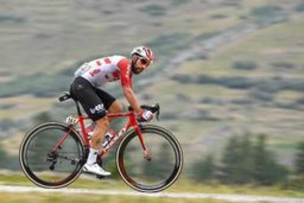 Tour d'Espagne - Onze Belges débutent samedi la 74e Vuelta