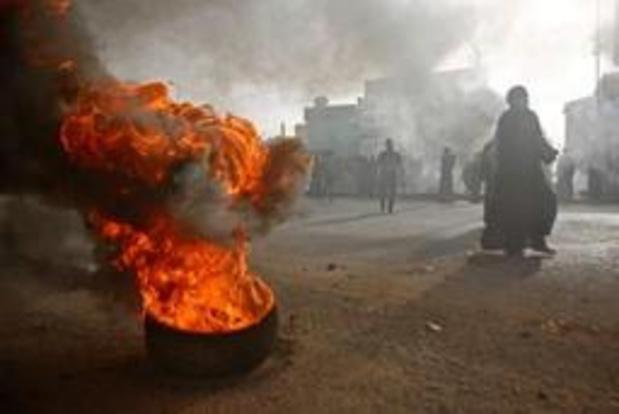 Dodental na gewelddadig uiteendrijven sit-in opgelopen tot 60