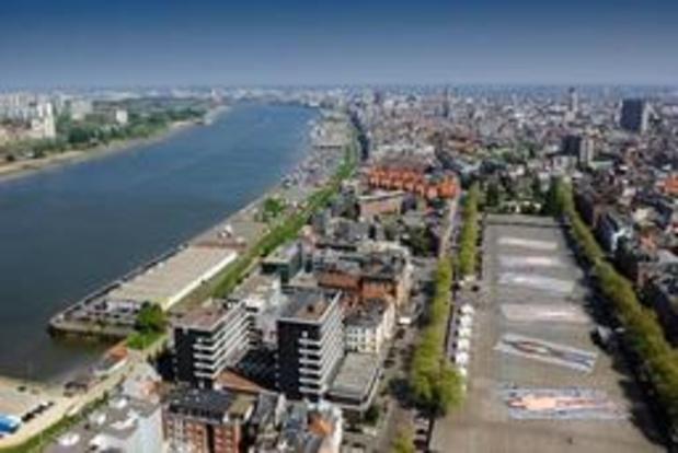 """Antwerpenaar mag zich uitspreken over invulling van Scheldebrug en """"balkon"""" op het Zuid"""