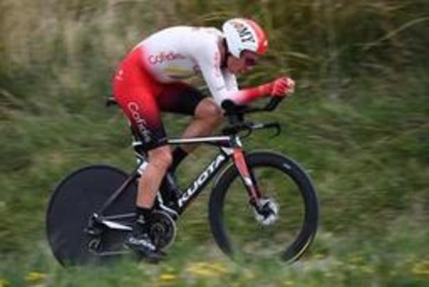 Tour du Luxembourg - Le Français Christophe Laporte vainqueur du prologue