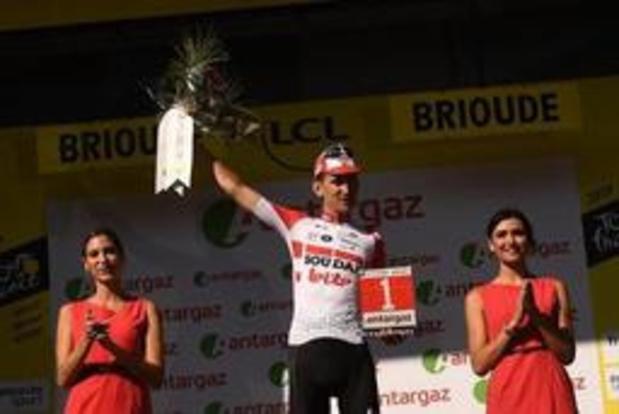 """Tour de France - Tiesj Benoot: """"Jammer, dit is een gemiste kans"""""""