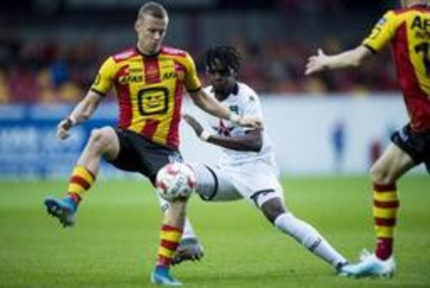 Jupiler Pro League - Malines bat le Cercle Bruges (3-1) et rejoint le Club Bruges en tête du classement