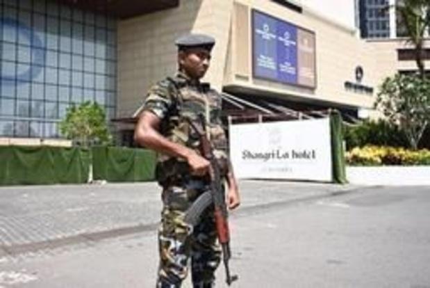 Etat d'urgence décrété au Sri Lanka à partir de minuit