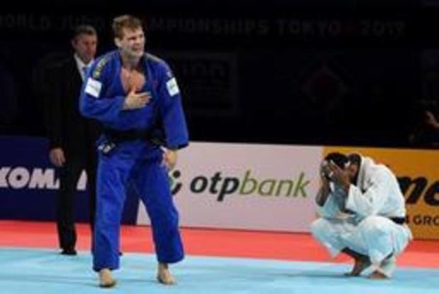 Mondiaux de judo - L'Iranien Mollaei affirme avoir été obligé de perdre, notamment contre Matthias Casse