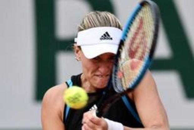 Kristina Mladenovic et Timea Babos gagnent le double dames à Roland-Garros
