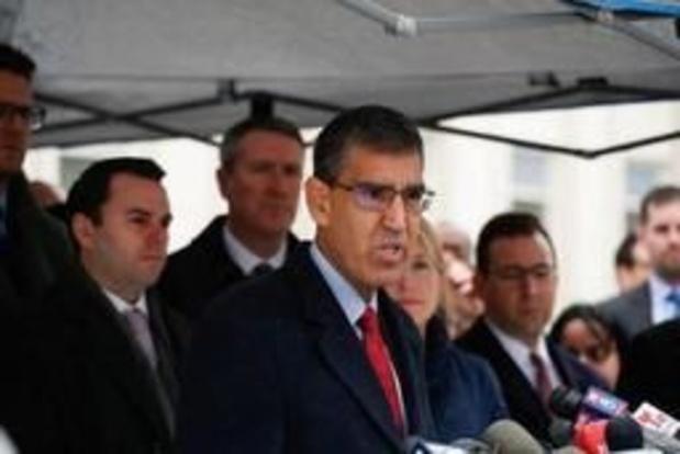 Topman van Amerikaanse drugsbestrijdingsdienst DEA bezoekt Antwerpse haven