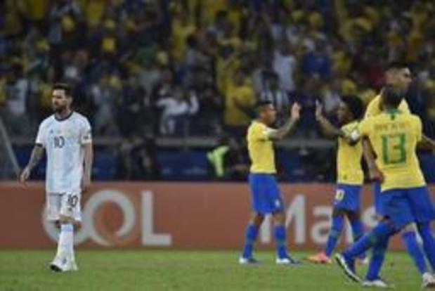 Copa America - Messi opnieuw zonder prijs met Argentinië