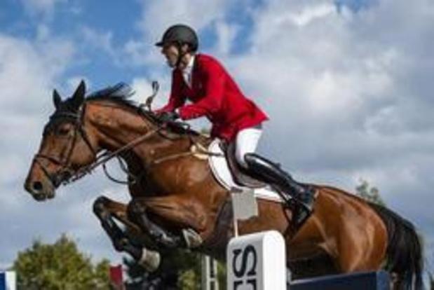 Jumping: la Belgique championne d'Europe par équipes et qualifiée pour les JO 2020