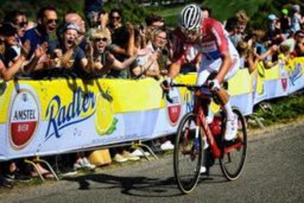 Mathieu Van der Poel remporte la deuxième manche à Nove Mesto