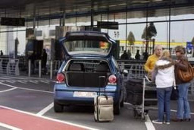 Les travaux d'expansion du parking P3 ont commencé à Brussels Airport