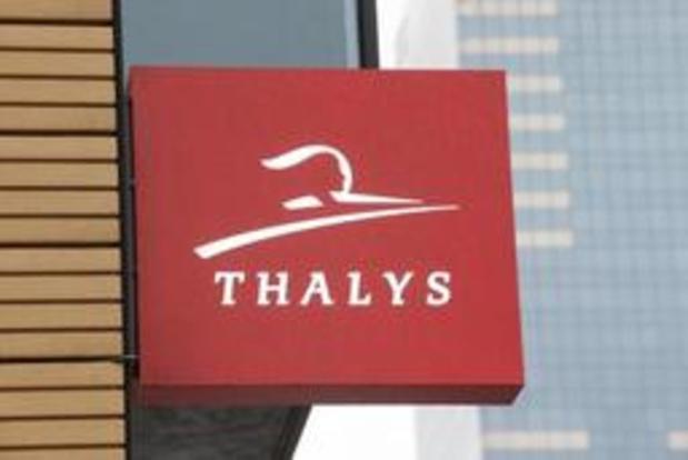 Thalys rijdt pas vanaf weekend opnieuw normaal