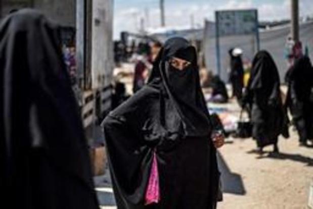 'Belgische IS-vrouwen in Syrië spoorloos'