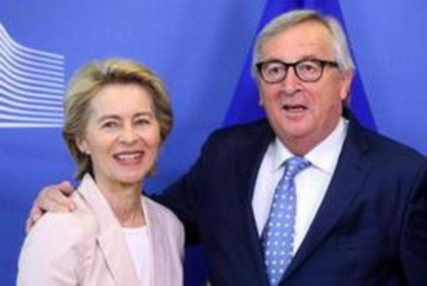 Hautes fonctions européennes - Les Verts ne soutiendront pas la candidature d'Ursula von der Leyen