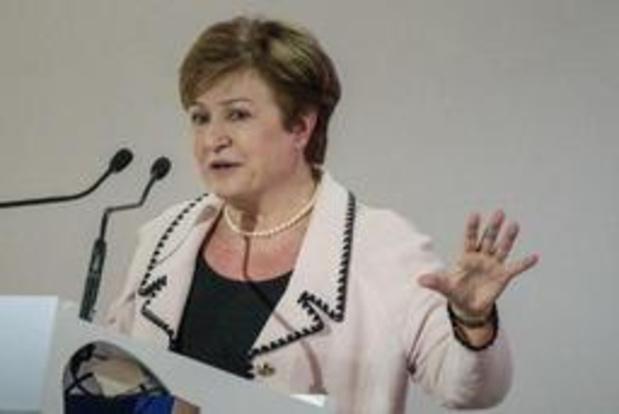 FMI: deux candidats européens restent en lice après le retrait du Finlandais Rehn