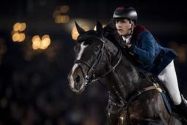 CSI-jumping Chantilly - Nicola Philippaerts derde in Grand Prix, Pieter Devos is leidersplaats GCT kwijt