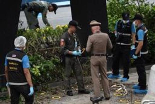 "Twee gewonden na kleine ""bomexplosies"" in Bangkok"