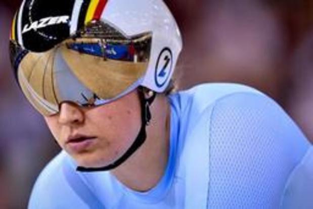 Geen kwartfinales in de sprint voor Degrendele op Europese Spelen