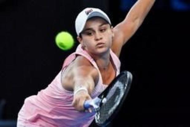 WTA Miami - Ashleigh Barty steekt toernooizege op zak