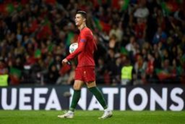 Ligue des Nations - Portugal et Pays-Bas en finale de la première édition dimanche à Porto