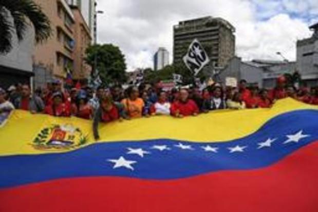 Le Parlement européen appelle à de nouvelles sanctions contre le régime Maduro