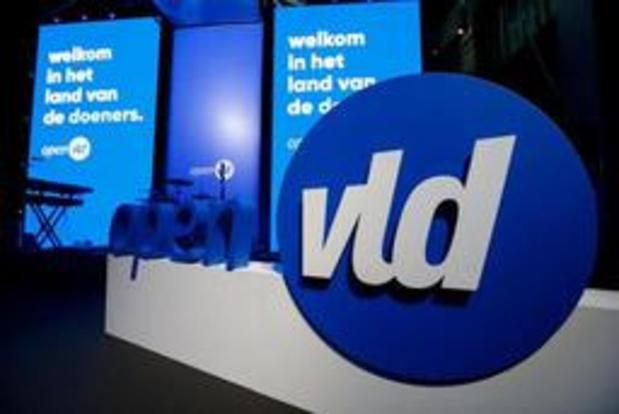 Le bureau de l'Open Vld se réunira pour se prononcer sur une participation gouvernementale