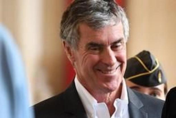 France: Jérôme Cahuzac, placé sous bracelet électronique, échappe à la prison