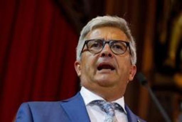 Kris Van Dijck - Wie volgt Kris Van Dijck op als parlementsvoorzitter?