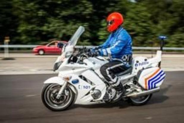 Vaste opération de contrôle de la vitesse sur les routes mercredi prochain