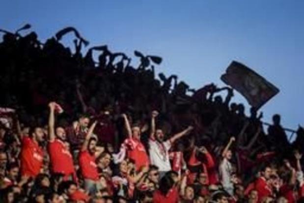 Primeira Liga - Benfica is voor 37e keer kampioen van Portugal