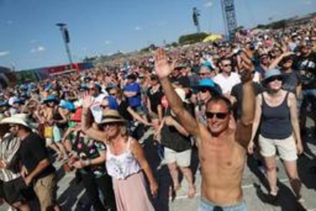 TW Classic - Le TW Classic clôture la saison des festivals à Werchter avec 55.000 visiteurs