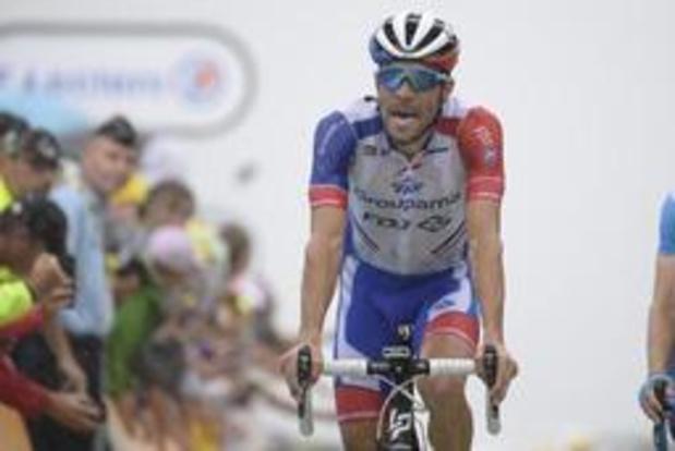 """Tour de France - Revelatie Pinot neemt opnieuw tijd terug: """"Dat moet ik blijven volhouden"""""""