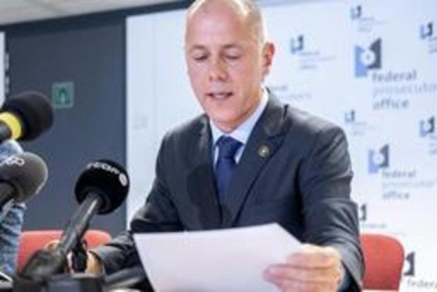 Un homme soupçonné de planifier un attentat contre l'ambassade américaine sous mandat
