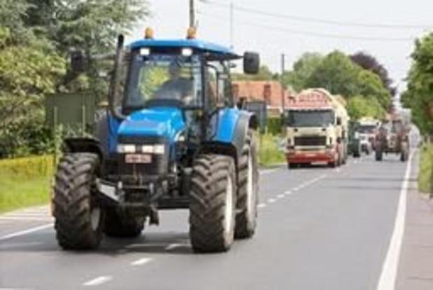 Landbouwers dreigen met acties tijdens wielerklassiekers