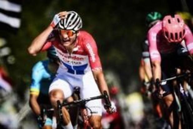 """Amstel Gold Race - Van der Poel: """"Ik reed van de ene naar de andere verbazing"""""""
