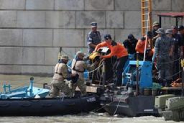 Lichaam in Donau gevonden 100 kilometer stroomafwaarts van Boedapest